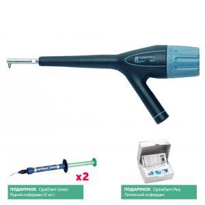 RONDOflex plus 360 порошково абразивний інструмент