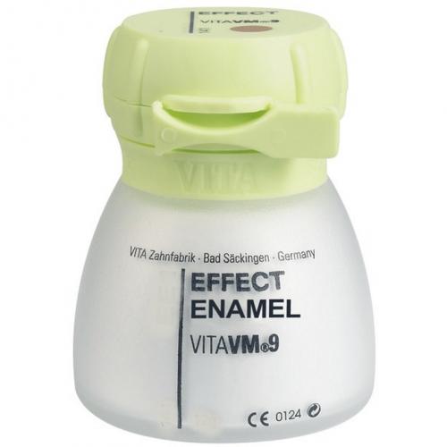VITA VM 9 ефект емаль, EE7, колір оранжевий транслюцентний, 12г