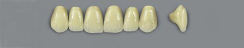 VITA MFT верхні фронтальні, колір 0M1, розмір R45