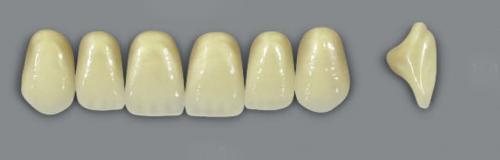 VITA MFT верхні фронтальні, колір 0M1, розмір R47