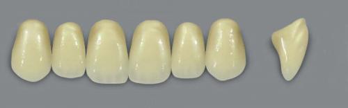 VITA MFT верхні фронтальні, колір 0M3, розмір O49