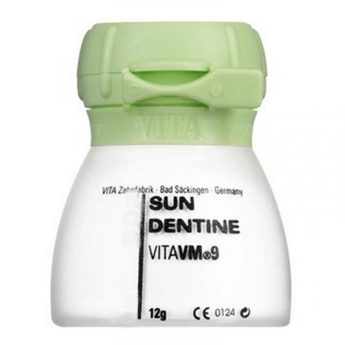 VITA VM 9 сан дентин, SD1, колір світло-жовтий, 12г