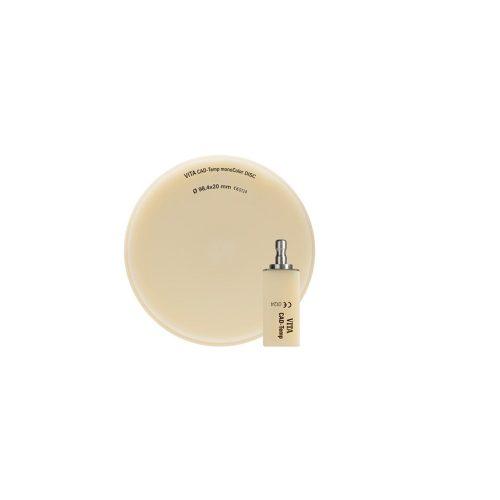 VITA CAD-Temp monoColor для CEREC/inLab, колір 2M2T, 10шт