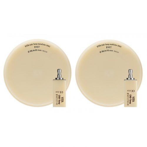 VITA CAD-Temp monoColor диск, колір 2M2T, Ø 98мм, h 20мм