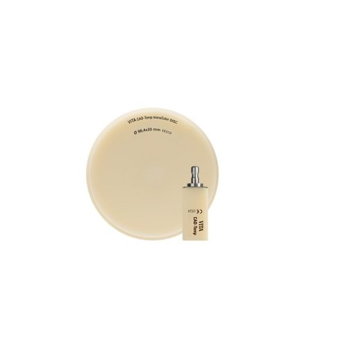 VITA CAD-Temp monoColor диск, колір 3M2, Ø 98мм, h 20мм