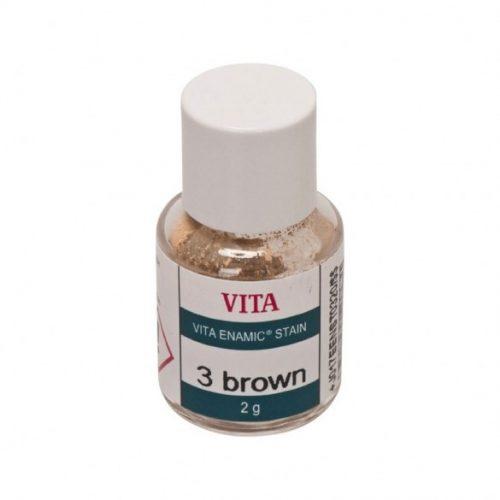 VITA ENAMIC барвник 3, коричневий, 2г