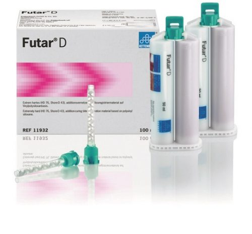 Futar D Occlusion матеріал для фіксації оклюзії