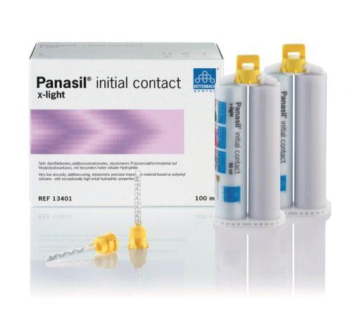 Panasil initial contact  Х-light, корекс, 2х50мл