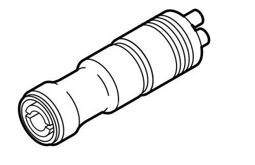 QUATTROcare 2104/2104A з'єднання для головок INTRAmatic
