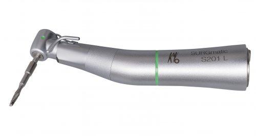 SURGmatic S201 L кутовий хірургічний наконечник (20:1) зі світлом