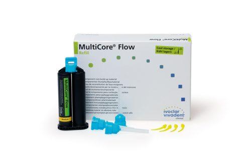 MultiCore Flow текучий композит для відновлення культі, колір середньої світлоти, 50г