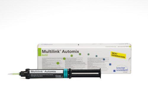 Multilink Automix композитний цемент, колір прозорий