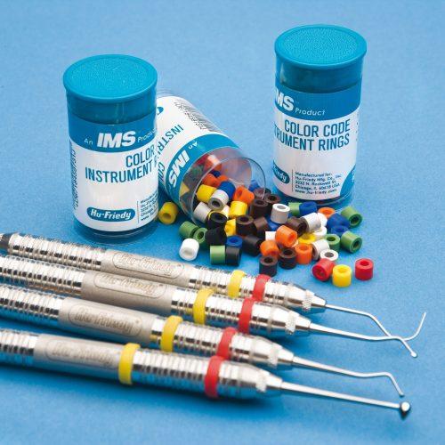 IMS маркувальні кільця для стандартних інструментів з ручкою №2, №4, IMS-1280, 14,175