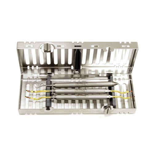 Набір інструментів для естетичних вимірювань пропорцій коронки зуба Chu Gauges, SCHUSET, 569,84