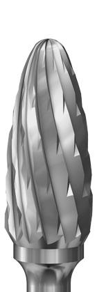 Фреза твердосплавна, зернистість середня, діаметр 060