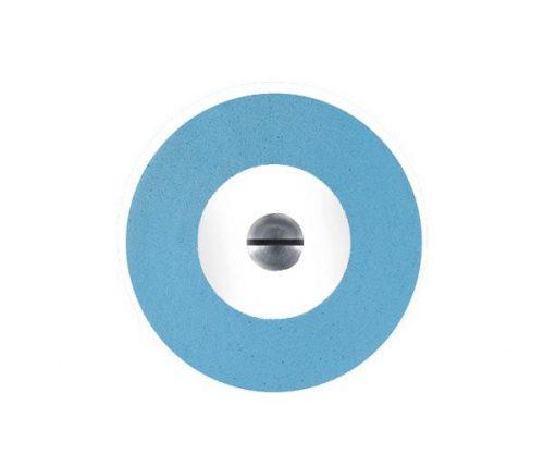 Полір з алмазним зерном для кераміки, форма дископодібна, зернистість груба, діаметр 260