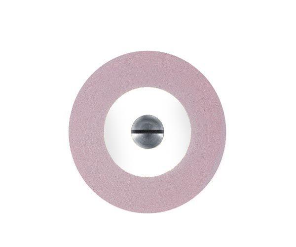 Полір з алмазним зерном для кераміки, форма дископодібна, зернистість середня, діаметр 260
