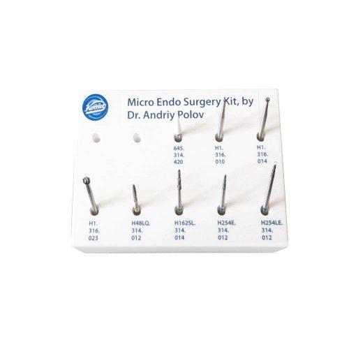 Набір для ендо мікро хірургії рекомендований Др.Андрієм Половінщіковим