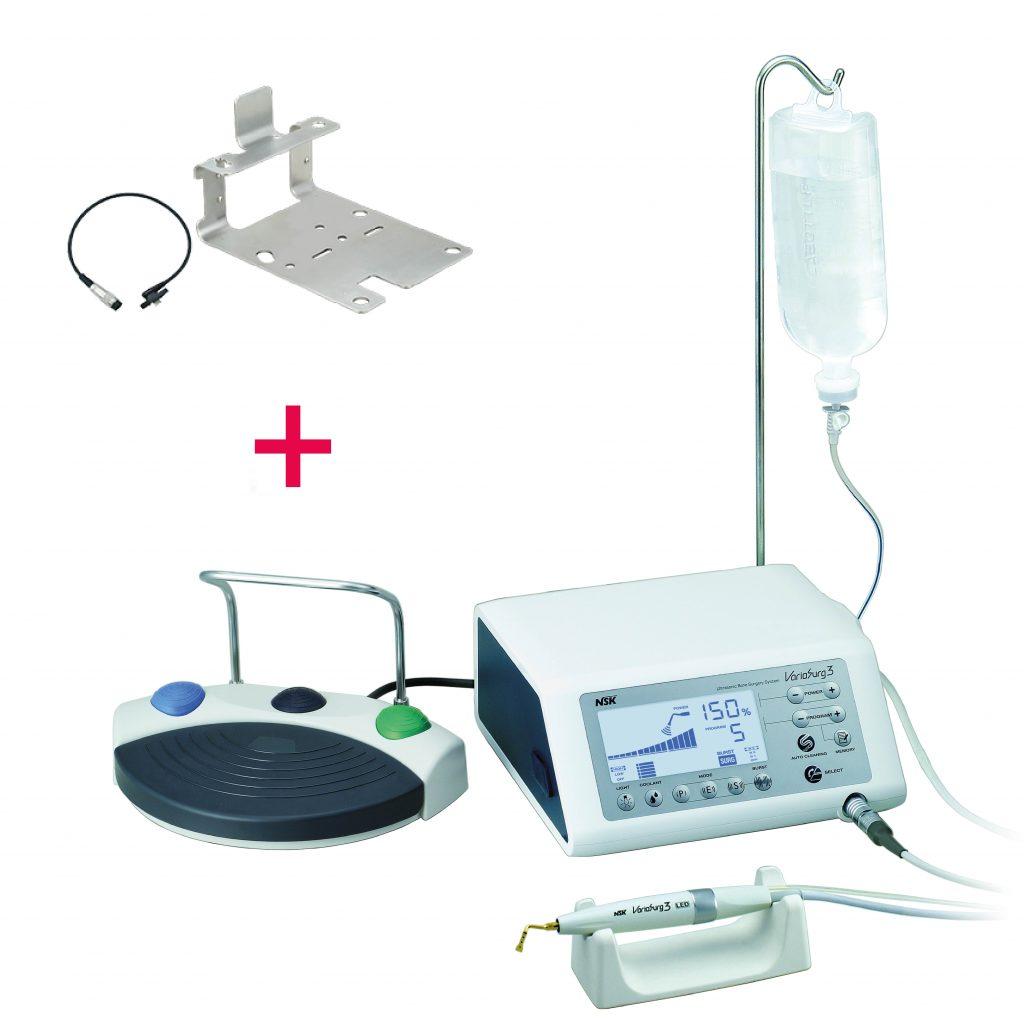 VarioSurg 3 ультразвукова хірургічна система, зі світлом