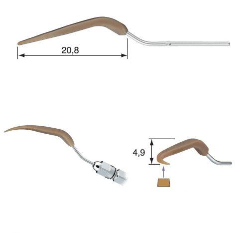 Varios насадка для V тримача V-P11R, V-P11R
