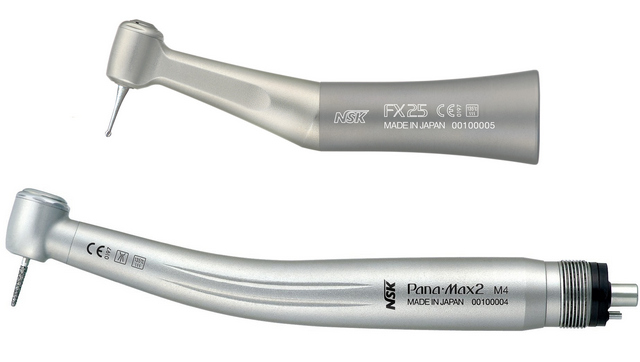 Комплект FX 25 1:1 + PANA-MAX 2 M4