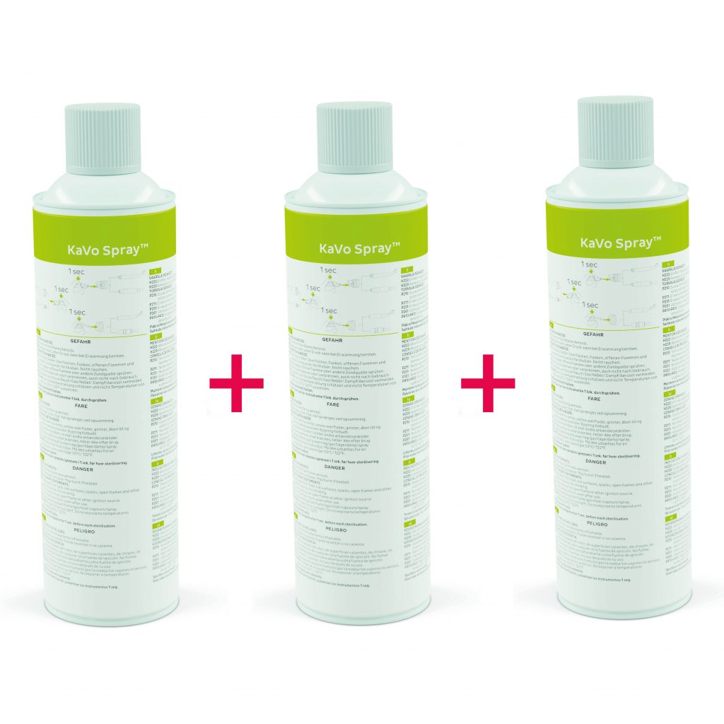 KAVO Spray спрей для очищення та змащування, 500мл