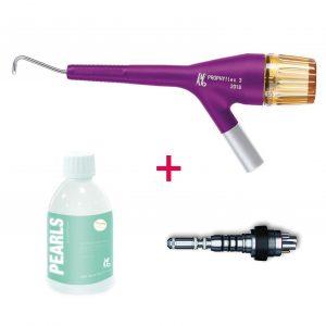 PROPHYflex 3 содоструменевий наконечник, колір фіолетовий