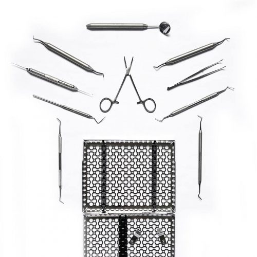 Ортопедичний набір Массіроні для протезування