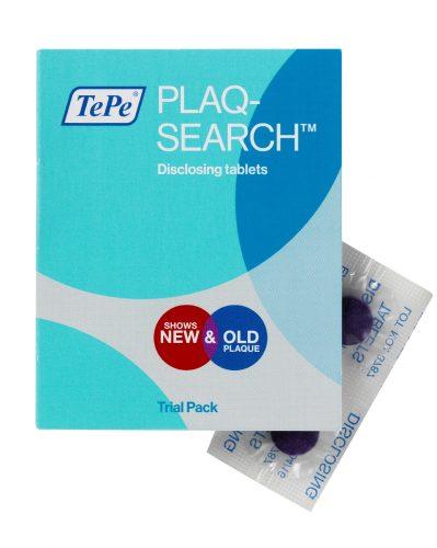 Коробочка PlaqSearch з 10 таблетками