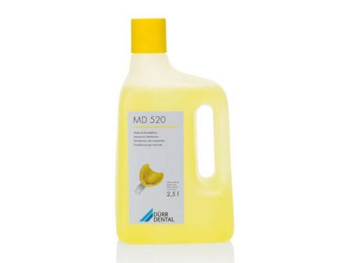 MD 520 розчин для очищення відбитків, протезів, 2,5л