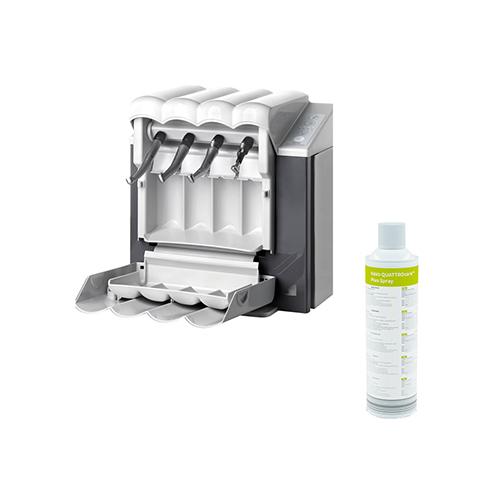Комплект KaVo QUATTROCARE 2124 A  та 6 банок QUATTROCARE Plus Spray