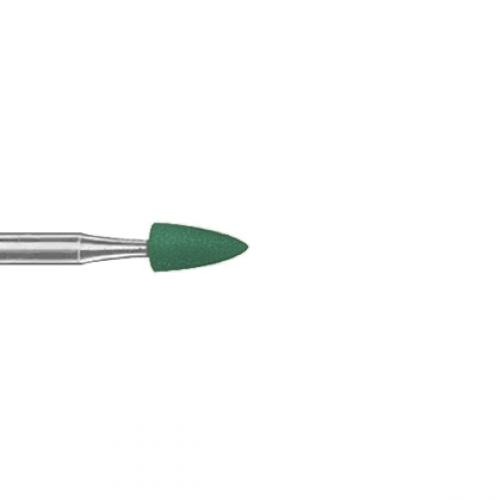 Полір для амальгами, сплавів металів, форма полум'яподібна, діаметр 030