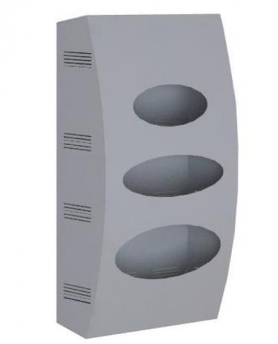 Гігієнічний модуль для рукавичок, серветок та масок Saratoga