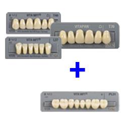 VITA MFT акрилові зуби